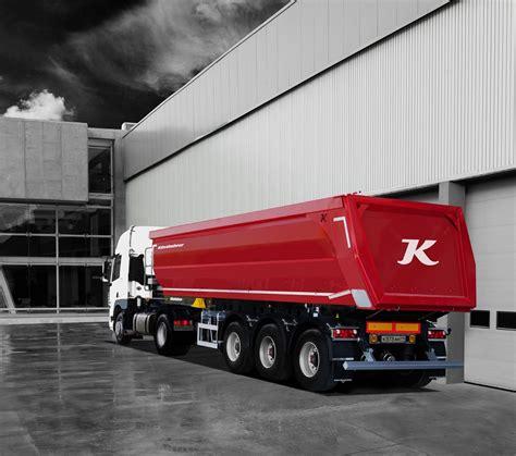 semi truck manufacturers kässbohrer becomes fastest growing semi trailer