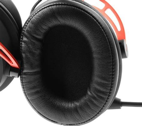 Buy HYPERX Cloud Alpha Gaming Headset   Black & Red   Free