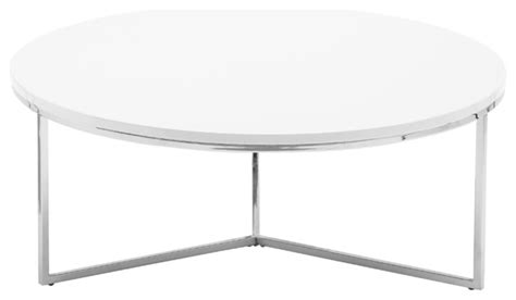 modern white round coffee table armani round coffee table glossy white contemporary