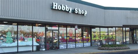 the hobby shop