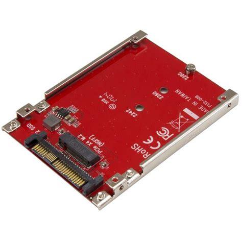 ordinateur de bureau ssd adaptateur m 2 vers u 2 sff 8639 pour ssd m 2 nvme