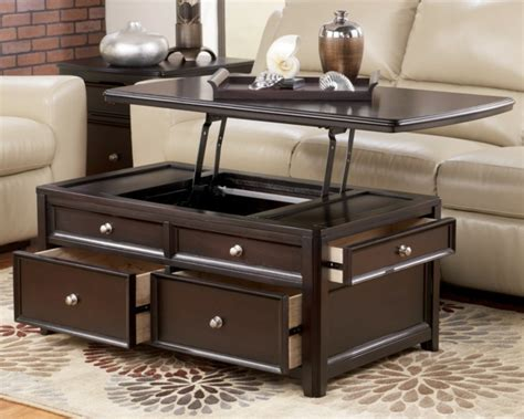 table basse avec plateau relevable la table basse avec plateau relevable se soigne de vos activit 233 s diff 233 rentes
