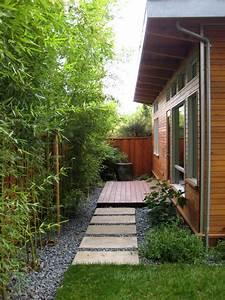 61 ideen fur bambus im garten als sichtschutz oder deko With feuerstelle garten mit balkon sichtschutz bambus meterware