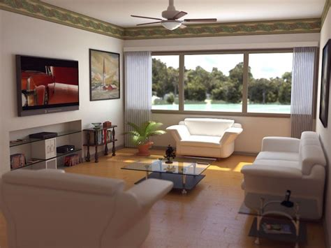 Living Room. Alluring Simple Decorating Ideas For Living