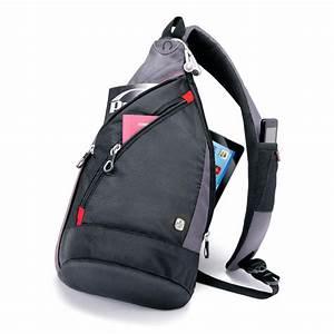 Tasche Als Rucksack : wenger travel accessoires body bag schultertasche schwarz ~ Eleganceandgraceweddings.com Haus und Dekorationen