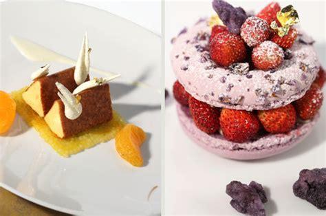 dessert de restaurant gastronomique philippe starck relooke le meurice plaisirs sucr 233 s