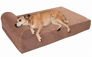Best orthopedic dog beds for large dogs herepup for Big barker dog beds amazon