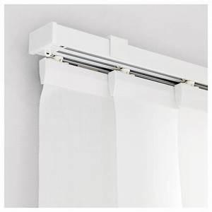 Ikea Vidga Video : vidga panel curtain holder white 60 cm ikea ~ Buech-reservation.com Haus und Dekorationen