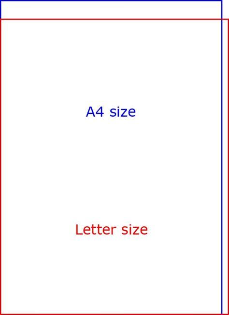 a4 vs letter a4 paper size in pixels px a4 paper size 20353