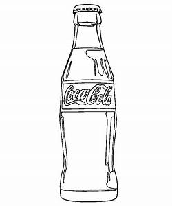 Drinks Coloring Pages | Sketch-drawings! | Pinterest ...