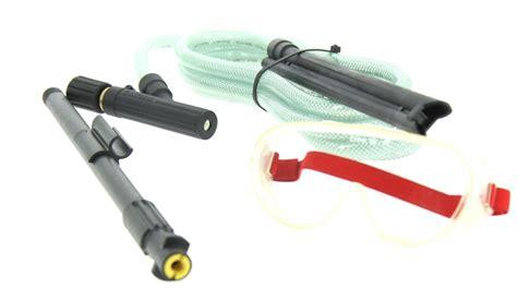 kit sablage karcher kit d hydrosablage pour nettoyeur haute pression karcher