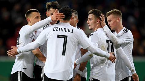 Es gilt eine landesweite ausgangssperre zwischen 21 und 4.30 uhr. U21: Deutschland - Niederlande: Törles Knöll trifft bei ...