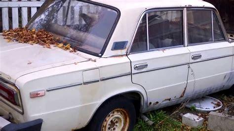 Old Lada In Canada Avtovaz Vaz-2106, Lada 1500, Zhiguli