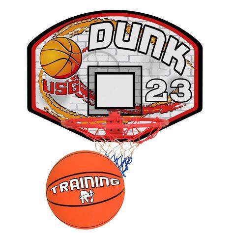 panier de basket de chambre panier de basket mural dunk 23 panier de basket enfant