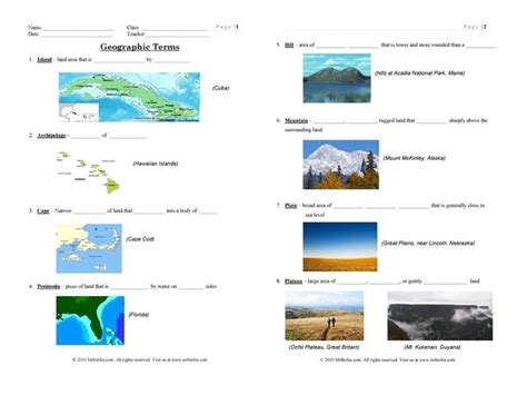 world geography worksheets pdf worksheets for all