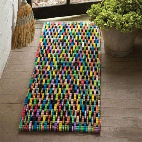 recycled flip flop doormat recycled flip flop floor mat indoor outdoor rugs