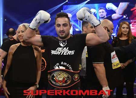 Jorge Loren vs Andrei Stoica Superkombat World Title 07 November 2015 Bucharest | Скачать видео