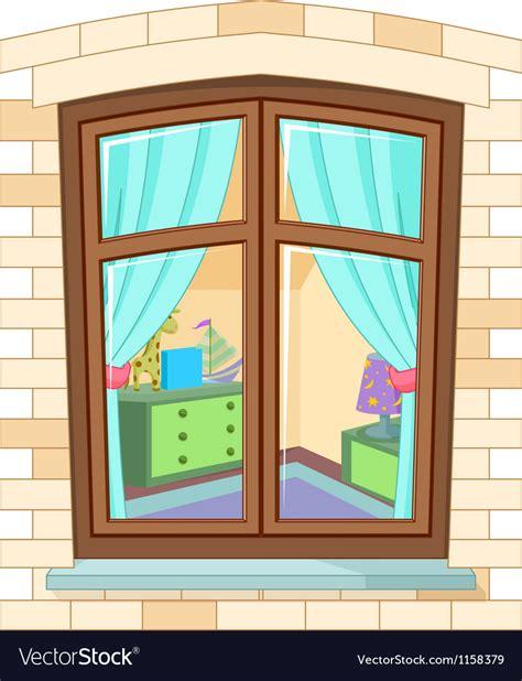 clipart windows window royalty free vector image vectorstock