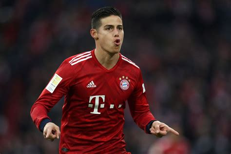 Analysis rodriguez had missed the last three matches with a calf injury but was declared fit well in advance of this match. Bayern Munich's James Rodriguez touts Allianz Arena fans ahead of Liverpool - Bavarian Football ...