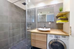 Meuble Pour Machine à Laver Et Seche Linge by Washing Machine In Bathroom Cupboard Google Search