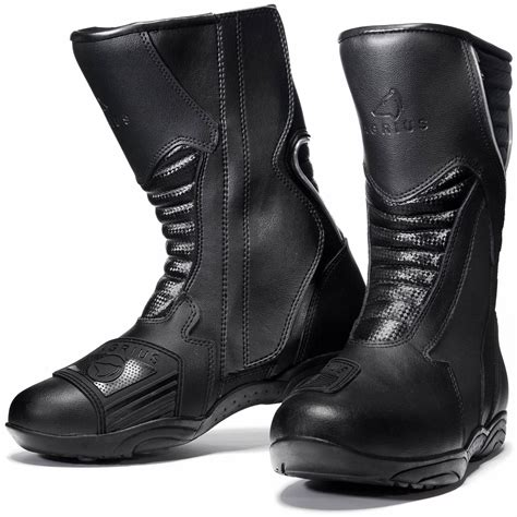 road motorbike boots agrius oscar motorcycle boot protection motorbike road