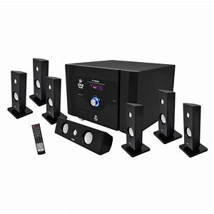 Amazon Com  Pyle Pt798sba 7 1 Channel Home Theater System
