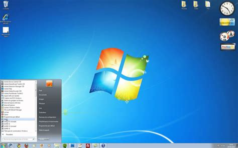 image bureau windows 7 image de bureau windows 7 image de