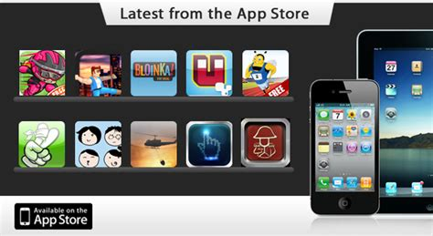 Latest From The App Store