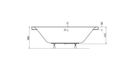 hauteur de hotte de cuisine baignoire genova baignoire design mobilier salle de bain design