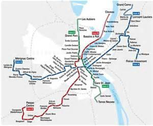 location de bureau lyon bordeaux tramway plan