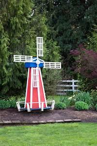 Moulin Deco Jardin : d coration de jardin de moulin vent image stock image du barri re ext rieur 40506681 ~ Teatrodelosmanantiales.com Idées de Décoration