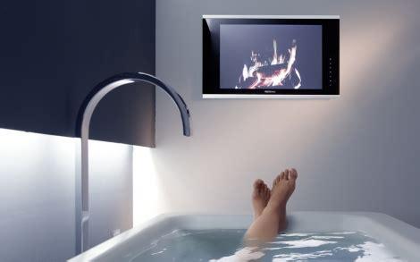 Der Waterscreen Fernseher Von Repabad  Lifestyle Und Design