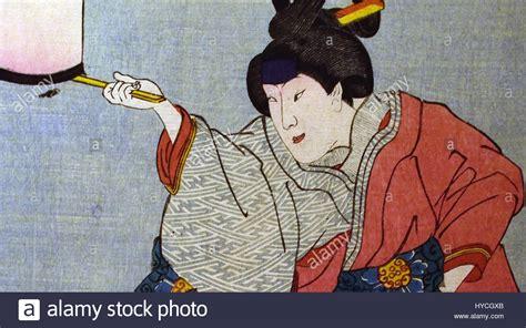 japanese art stock  japanese art stock images alamy