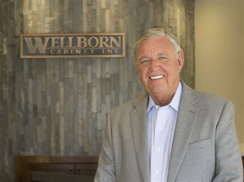 wood industry market leader paul wellborn wellborn