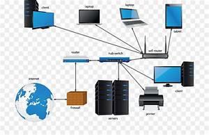 Computer Network Diagram Local Area Network