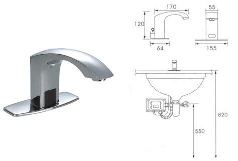 automatic kitchen faucets sink faucet design sensor tap automatic faucets