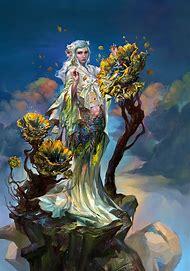 Digital Art Illustration Woman