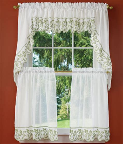 kitchen curtains and valances ideas country kitchen designs window curtains style