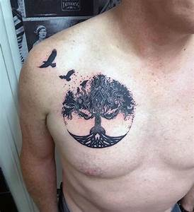 Tree of Life Tattoo - Tattoos Art Ideas