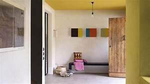 Idee couleur couloir for Couleur peinture couloir entree 7 notre maison en provence amenagement et decoration