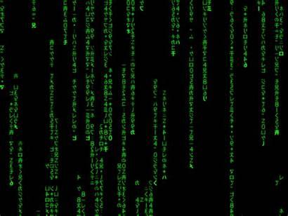 Matrix Code Binary Gifs Backgrounds Animated Moving