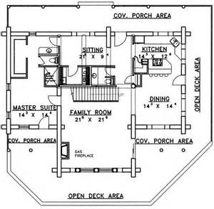 two bedroom two bath house plans plan 039 00036 2 bedroom 2 bath log home plan