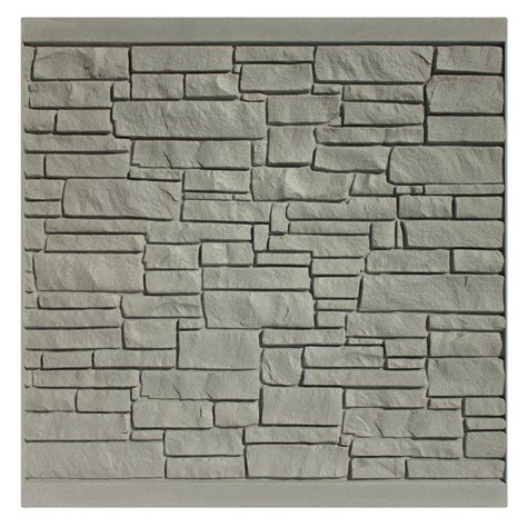 faux wall panels pattern for interior or exterior