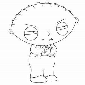how to draw stewie | Cartooning Track | Pinterest | Funny ...