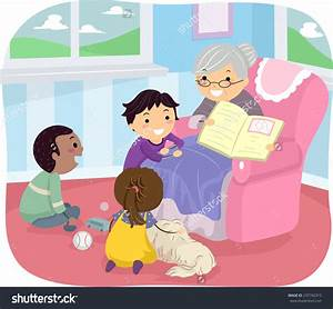 Telling Story Clipart (51+)