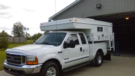 palomino bronco truck camper truck camper