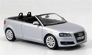 Audi A3 Grise : audi a3 miniature cabriolet grise 2008 minichamps 1 43 voiture ~ Melissatoandfro.com Idées de Décoration