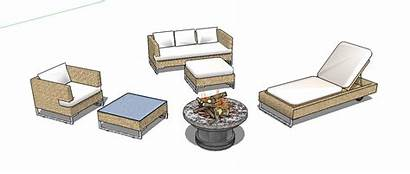 Furniture Cad Sketchup Blocks Outdoor Patio Google