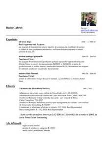 Employee Resume Model by Model Cv Ghresources
