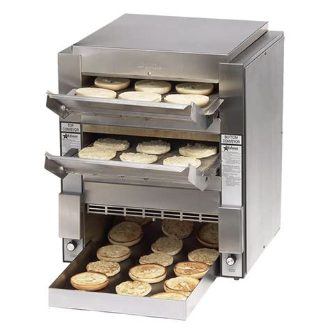 conveyor toaster dt14 conveyor toaster 2000 slices hr w 14 quot w belt